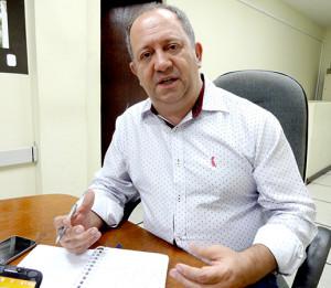 Dr. Geraldo Hilário, prefeito de Timóteo, pretende atrair industrias e fomentar negócios