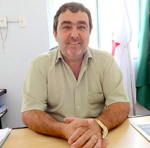 Lalado, prefeito de Marliéria pretende instalar um distrito industrial em Cava Grande