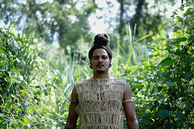 O CD de Caboclo contem 17 canções que celebram a diversidade cultural brasileira