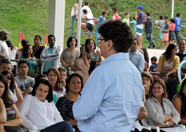 Para o presidente da Fundação Aperam Acesita, Venilson Vitorino, o grande objetivo do projeto é integralizar e socializar as crianças e adolescentes da regional