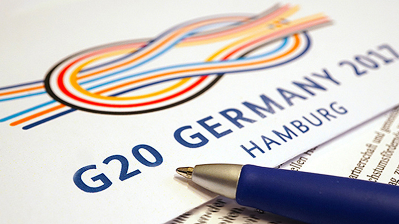 Os membros do G20 têm desafios em comum a superar. Foto Divulgação
