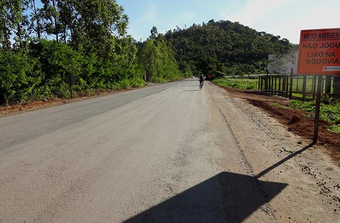 Pelas questões ambientais essa é um rodovia que precisará ser diferente de todas da região