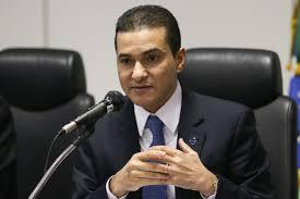 o agora ex ministro da Indústria, Comércio Exterior e Serviços, Marcos Pereira - Foto: Agência Brasil