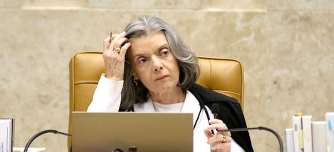 Cármen Lúcia marca para quinta-feira julgamento de habeas corpus de Lula -  Foto: Antônio Cruz/Agência Brasil