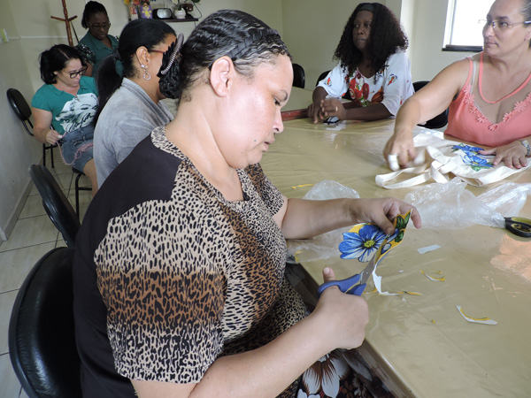 O projeto promove o fortalecimento dos vínculos familiares e comunitários e a ressocialização dos pacientes.