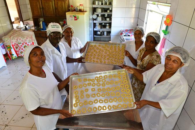 Associação dos Agricultores Familiares do Córrego do Celeste em Timóteo.