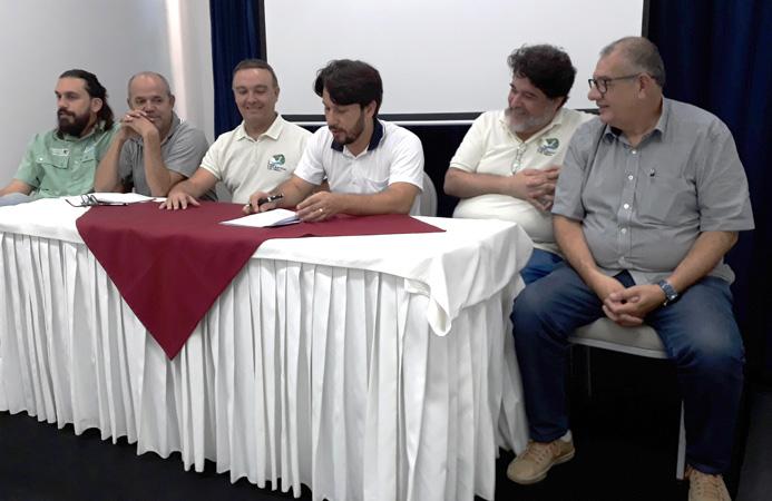 Assinatura do convênio com Circuito Turístico da Mata Atlântica de Minas