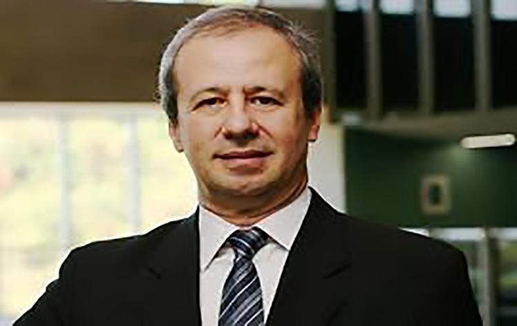 Sr. Sérgio Leite presidente da USIMINAS. Internet.