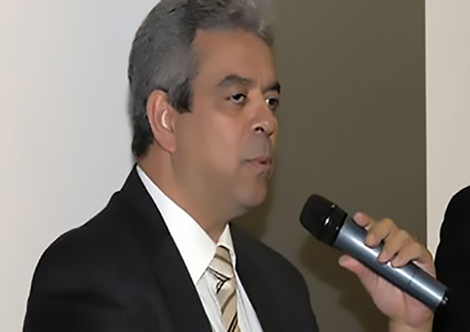 novo diretor interino do Inpe, Darcton Policarpo Damião - Arquivo/Miguel Ângelo /Agência CNI/Direitos reservados
