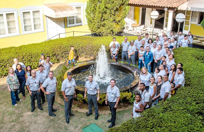 As empresas do Grupo Aperam, que atuam no Vale do Jequitinhonha e no Vale do Aço são reconhecidas como um das Melhores Empresas Para Trabalhar - Foto: Elvira Nascimento