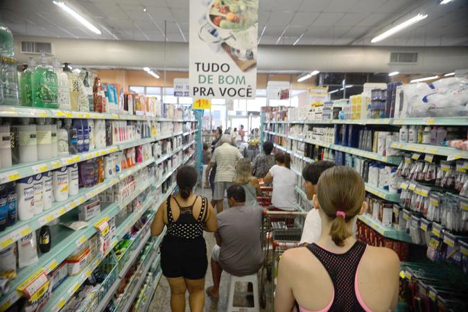 Indicador passou para 97,8 pontos em uma escala de zero a 200 - Foto: arquivo Agência Brasil