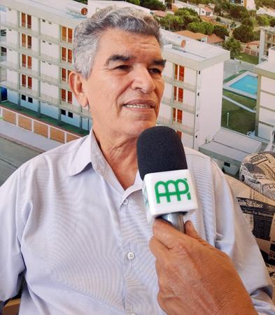 O presidente da AAPI, Elias Caetano Ferreira anunciou novas medidas do plano de contingência