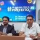 O prefeito de Cel Fabriciano Dr. Marcos Vinicius e o Procurador Geral do município Denner Franco divulgaram nas redes sociais novo decreto de define a retomada do comercio e vários outros setores