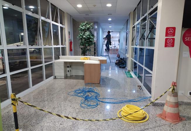 Além do cancelamento de visitas para pacientes internados e restrições de acompanhantes no Pronto Atendimento, a Unimed Vale do Aço também suspendeu as cirurgias eletivas e atendimentos ambulatoriais