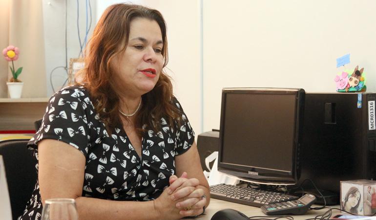 Projeções e estimativas elaboradas pela Secretaria de Educação apontam que é possível cumprir o ano letivo, como destaca Márcia Lessa, secretária de Educação