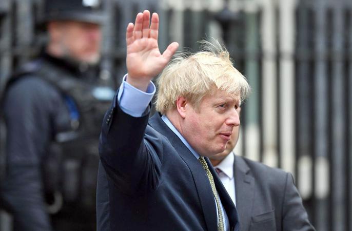 Boris Johnson teve piora no quadro do novo coronavírus