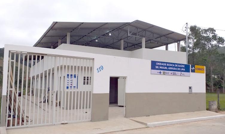 A unidade leva o nome de um pioneiro do lugar, Miguel de Arruda Lima, o Sr. Miguel