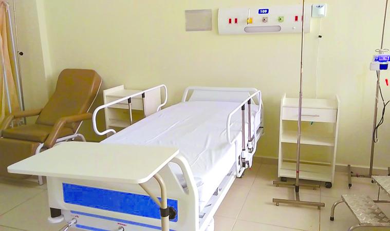 Segundo a prefeitura, mais de um terço dos pacientes são de outras cidades, sendo seis deles da Região Metropolitana
