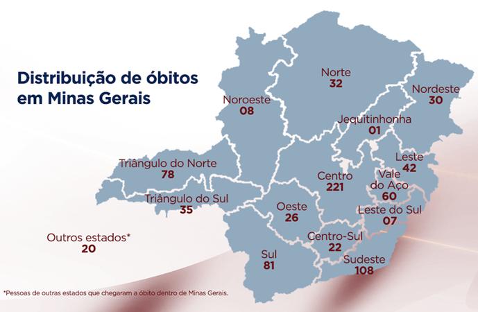 Leste do Sul, Norte e Sul seguirão protocolos da onda branca e as outras 11 regiões devem abrir somente serviços essenciais