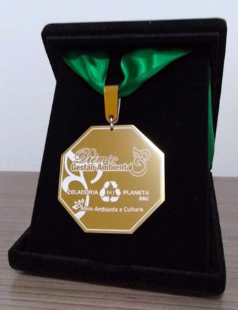 Medalha Zeladoria do Planeta