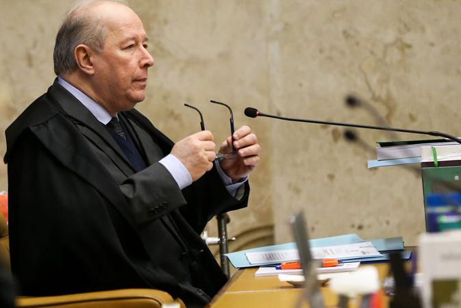 Ministro deve deixar a Corte no dia 13 de outubro Foto:Marcelo Camargo/Agência Brasil