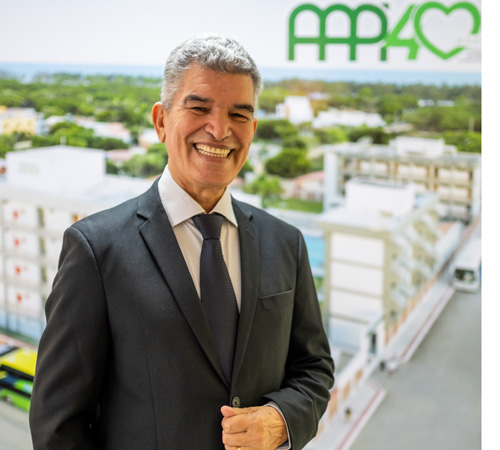Elias liderou um grande processo de expansão da AAPI