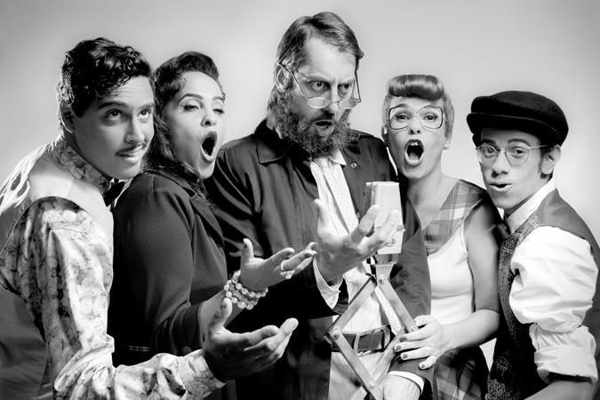 Trocas Coletivas com o dramaturgo, ator e professor de teatro Raysner de Paula