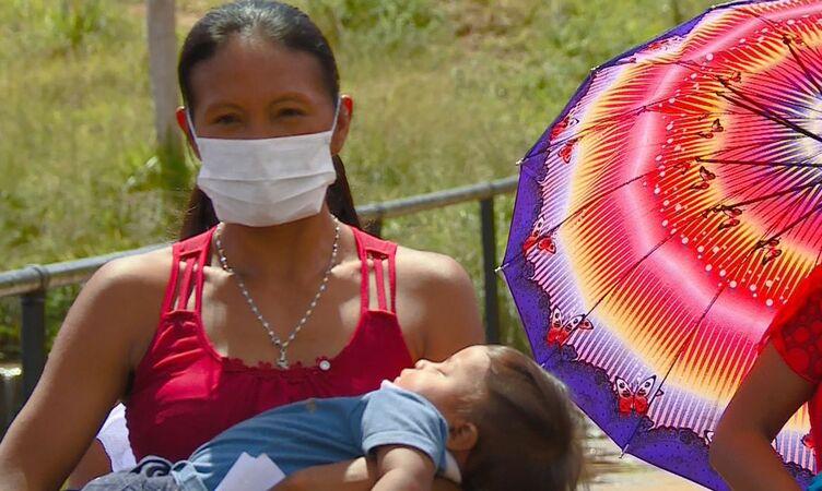 """Caminhos da Reportagem """"Povos indígenas na pandemia"""