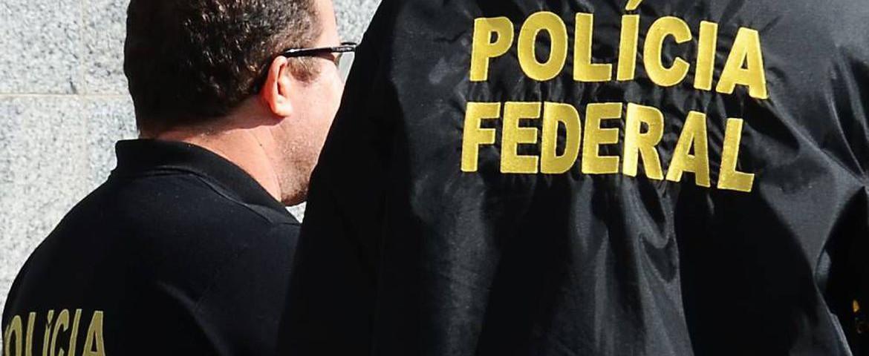 PF cumpre mandados de prisão e busca em três estados - Foto: Arquivo Agência Brasil