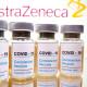 Vacinas foram desenvolvidas pela farmacêutica britânica AstraZeneca - Foto: Dado Ruvic