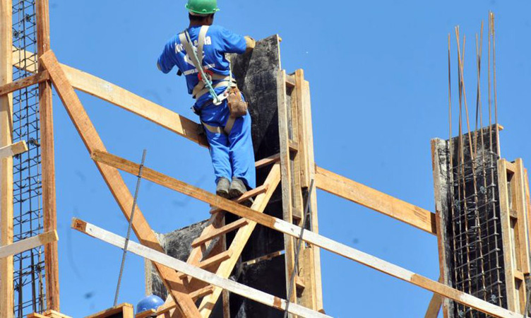 Construção civil – Foto Agencia Brasil