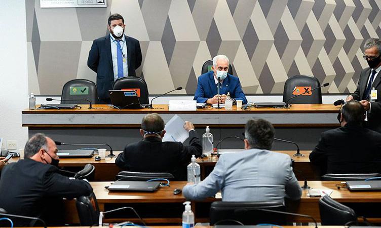 Liminar contra a indicação de Calheiros foi cassada pelo TRF1 - Foto: Jefferson Rudy/Agência Senado
