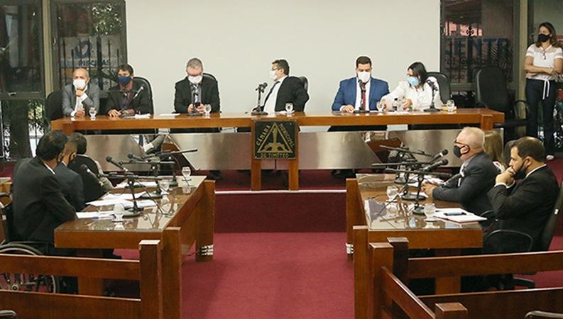 Reunião Câmara
