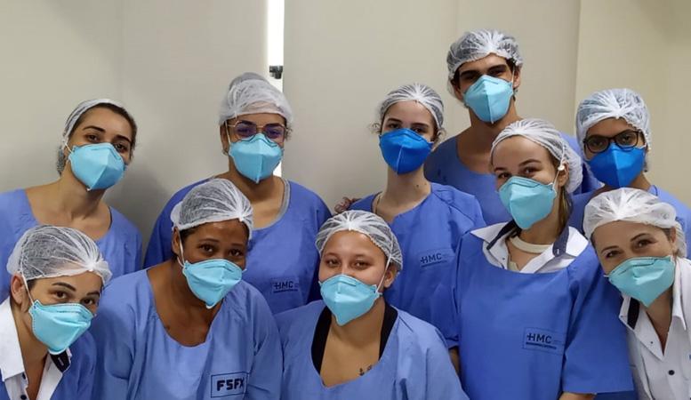 """""""Uma enfermagem para liderar: o protagonismo na área da saúde"""" é tema de campanha da FSFX"""