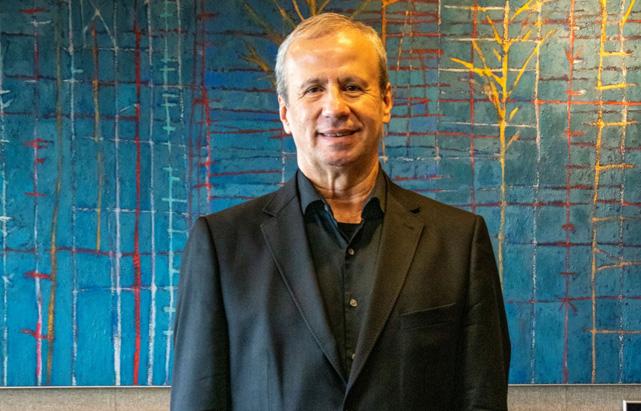 O presidente da Usiminas, Sergio Leite é novo presidente da ABN
