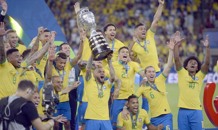 Depois de ser campeão em casa em 2019, país será sede novamente - Foto: Fernando Frazão - Agência Brasil