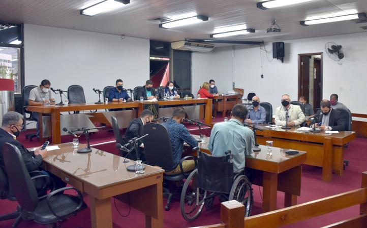 Câmara vota operações de crédito até o montante de R$ 3.000.000,00 junto ao BMG