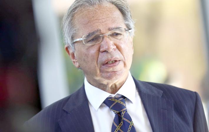 O ministro da Paulo Guedes defendeu moderação de excessos para garantir recuperação - Foto: Marcelo Camargo - Agência Brasil