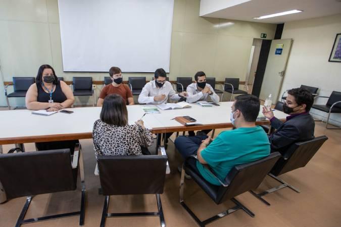 Administradores do município se reúnem para traçar plano de ação