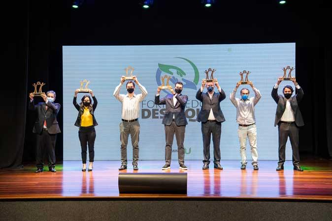 O prêmio Fornecedor Destaque reuniu os principais parceiros da Usiminas