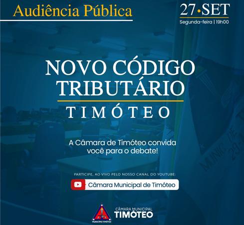 convite audiencia pública CTM