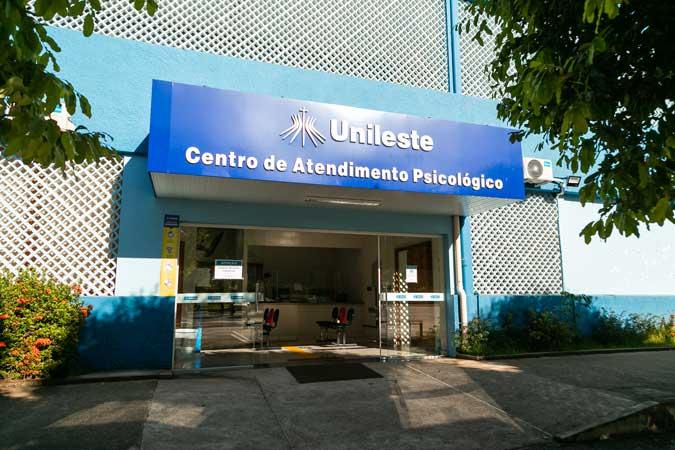 Centro de atendimento Psicológico do Unileste, em Coronel Fabriciano